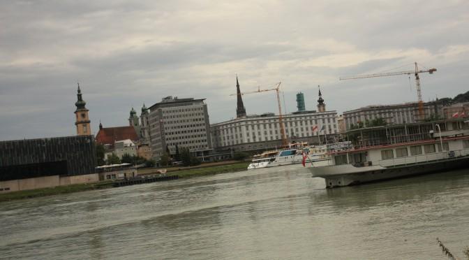 Linz a Mauthausen