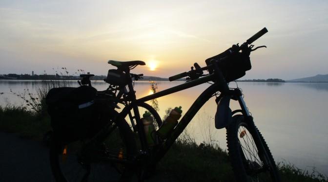 Cyklovýlet do Vídně s Michalem